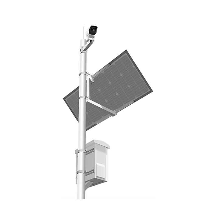 立杆微型水质监测站系统